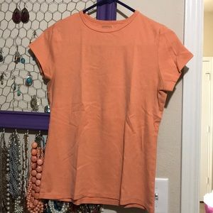 Light orange t-Shirt